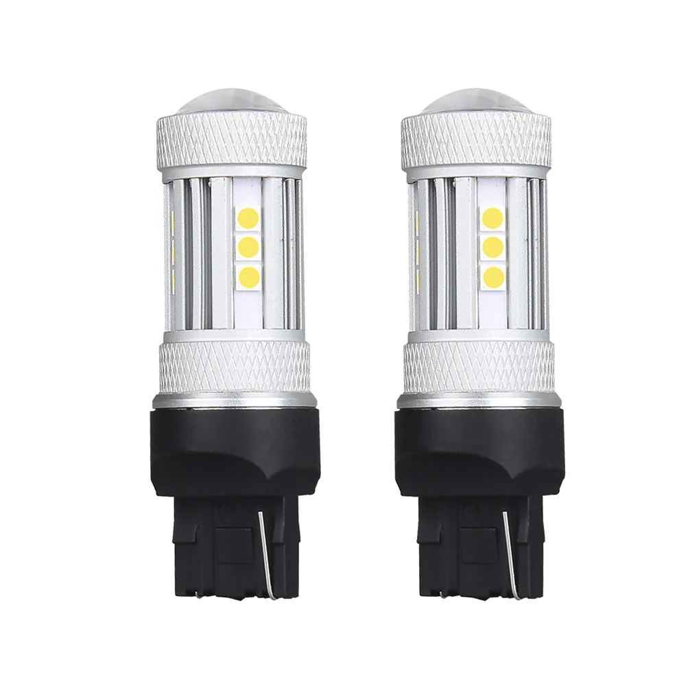hight resolution of 1156 7440 9005 h8 50w led turn signal light tail brake lamp bulb led factory mart