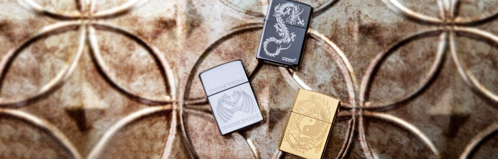 dragon lighters zippo com
