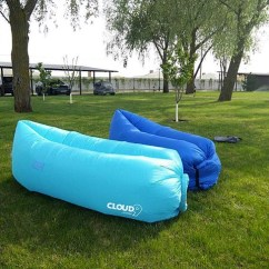 Inflatable Camping Chair Inexpensive High Chairs Cloud 9 Lounges Cloud9 Lounge