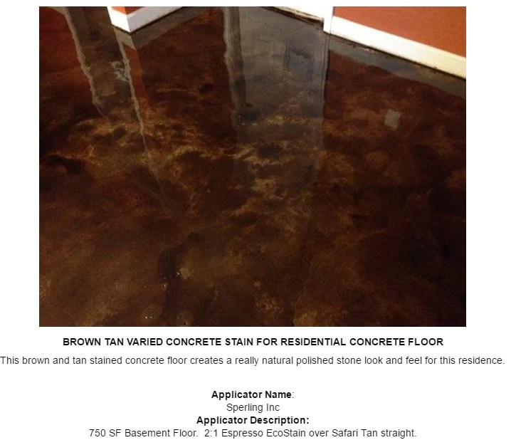 Concrete water based stain eco by surecrete also  expressions ltd rh