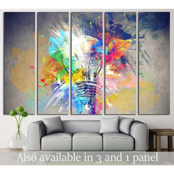 oil painting wall art at zellart canvas arts