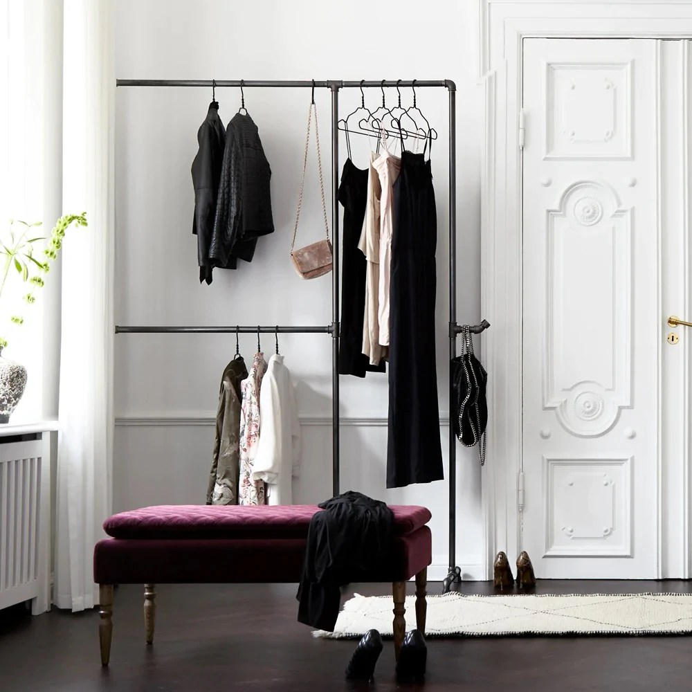 rackbuddy clothes racks modern