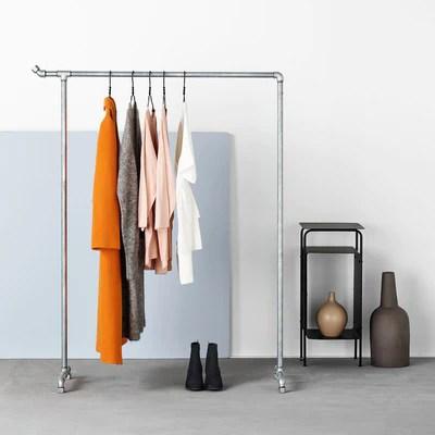 rackbuddy clothes racks modern industrial clothing racks rackbuddy com