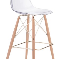 Transparent Polycarbonate Chairs Dxracer Chair Accessories Shadow Bar In On Beechwood Legs Alan Decor