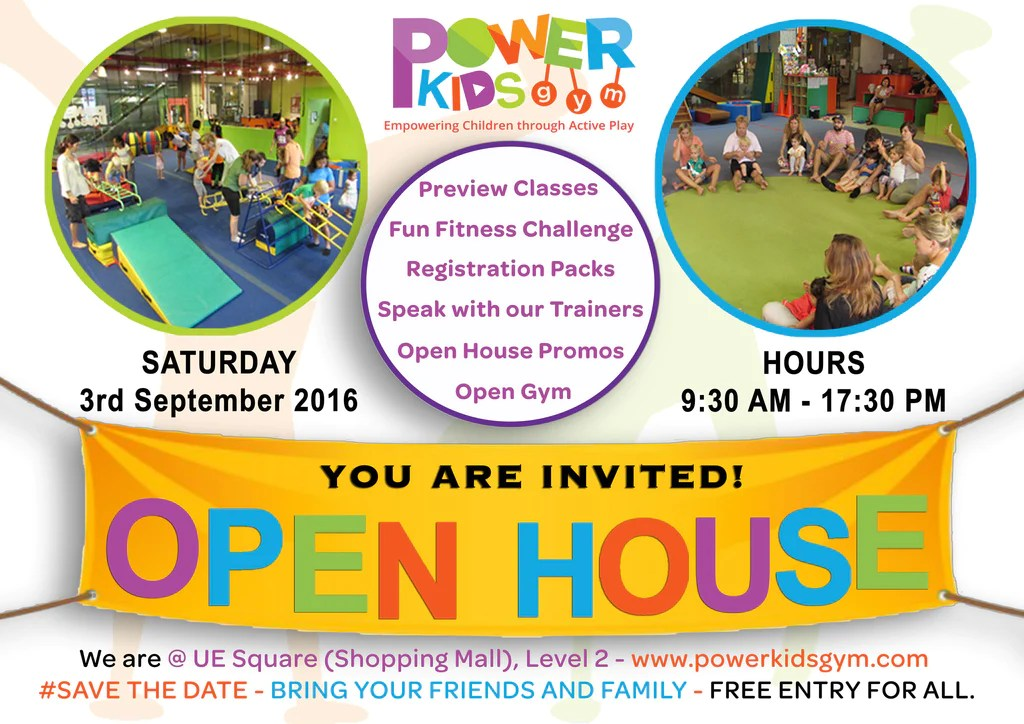 """Ideas To Bring Your Kid Out – Tagged """"Power Kids Gym"""" – BYKidO"""