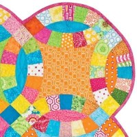 """ACCUQUILT GO! DOUBLE WEDDING RING - 11 1/2"""" FINISHED - 2 ..."""