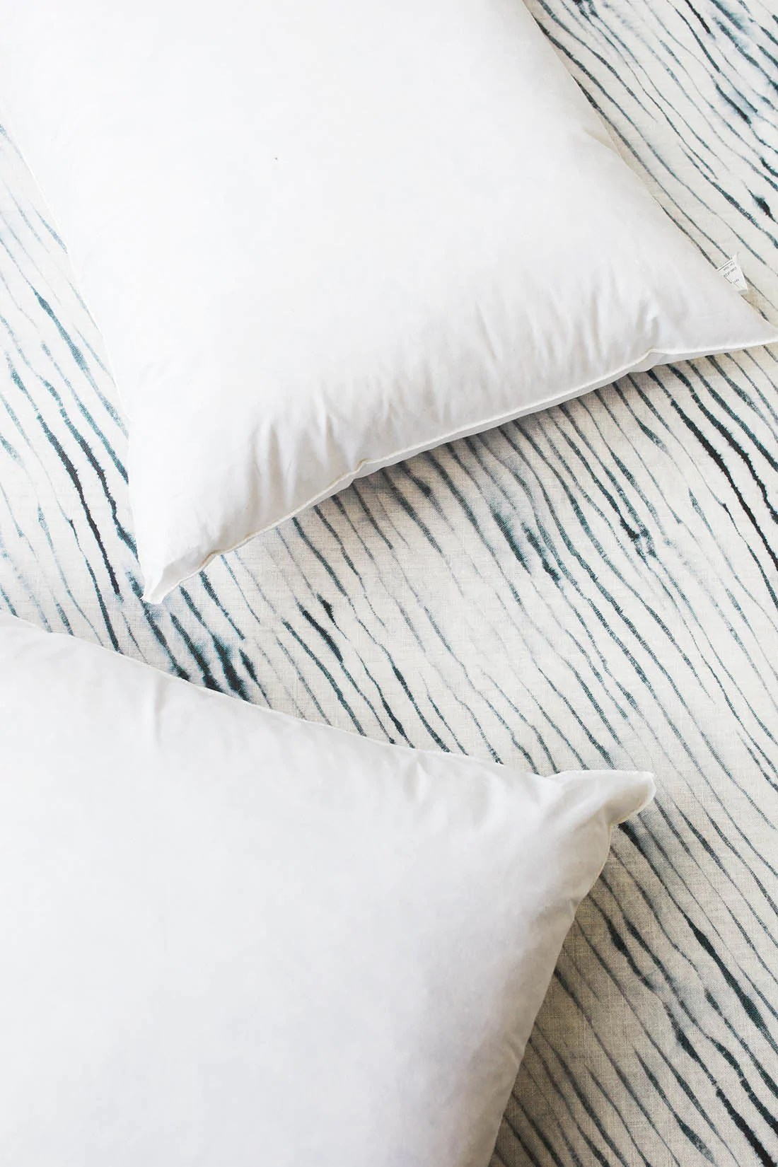 why the pillow insert matters rebecca