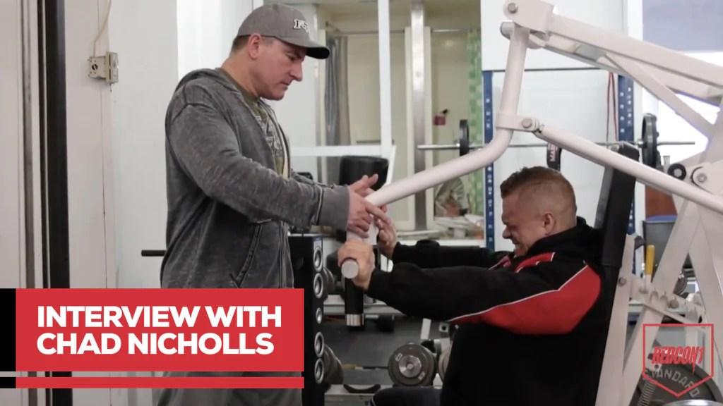 Chad Nicholls Interview – REDCON1
