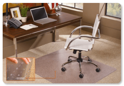 office chair mat wooden kitchen chairs the buy custom mats for home carpet