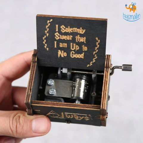 Harry Potter Music Box Bigsmall In