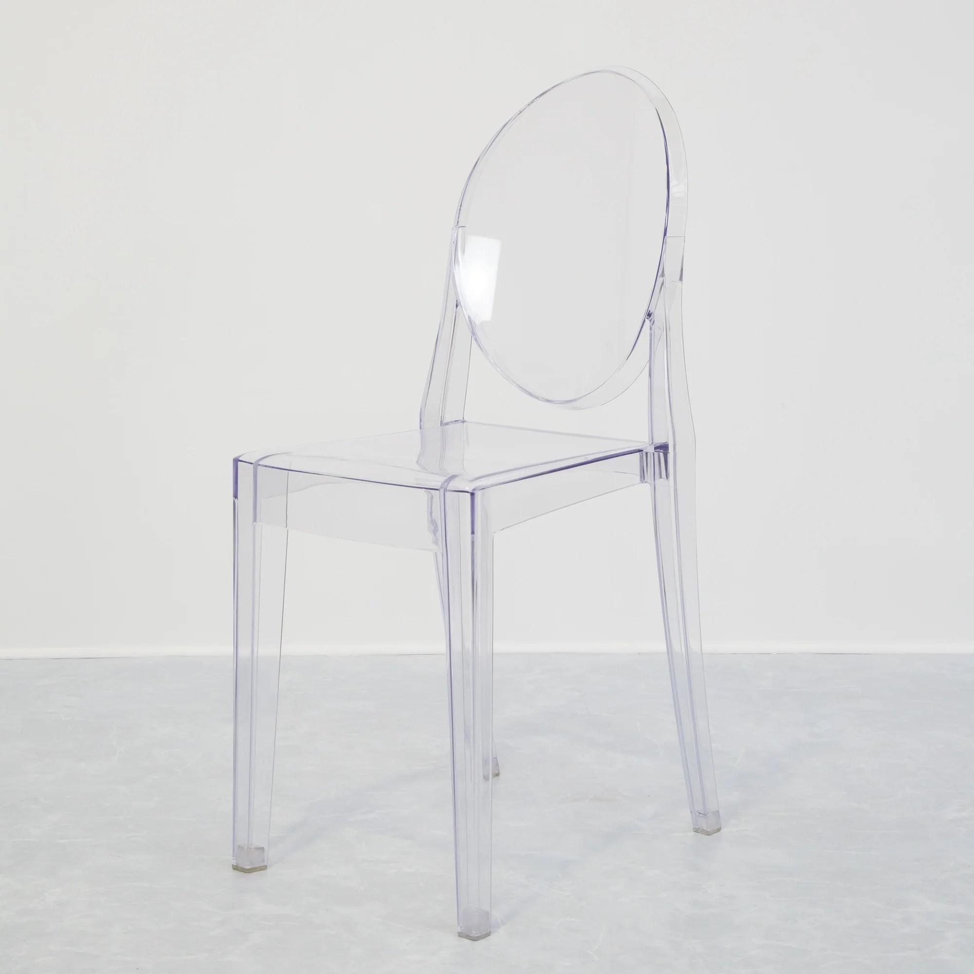 ghost chair replica purple saucer victoria eat furniture