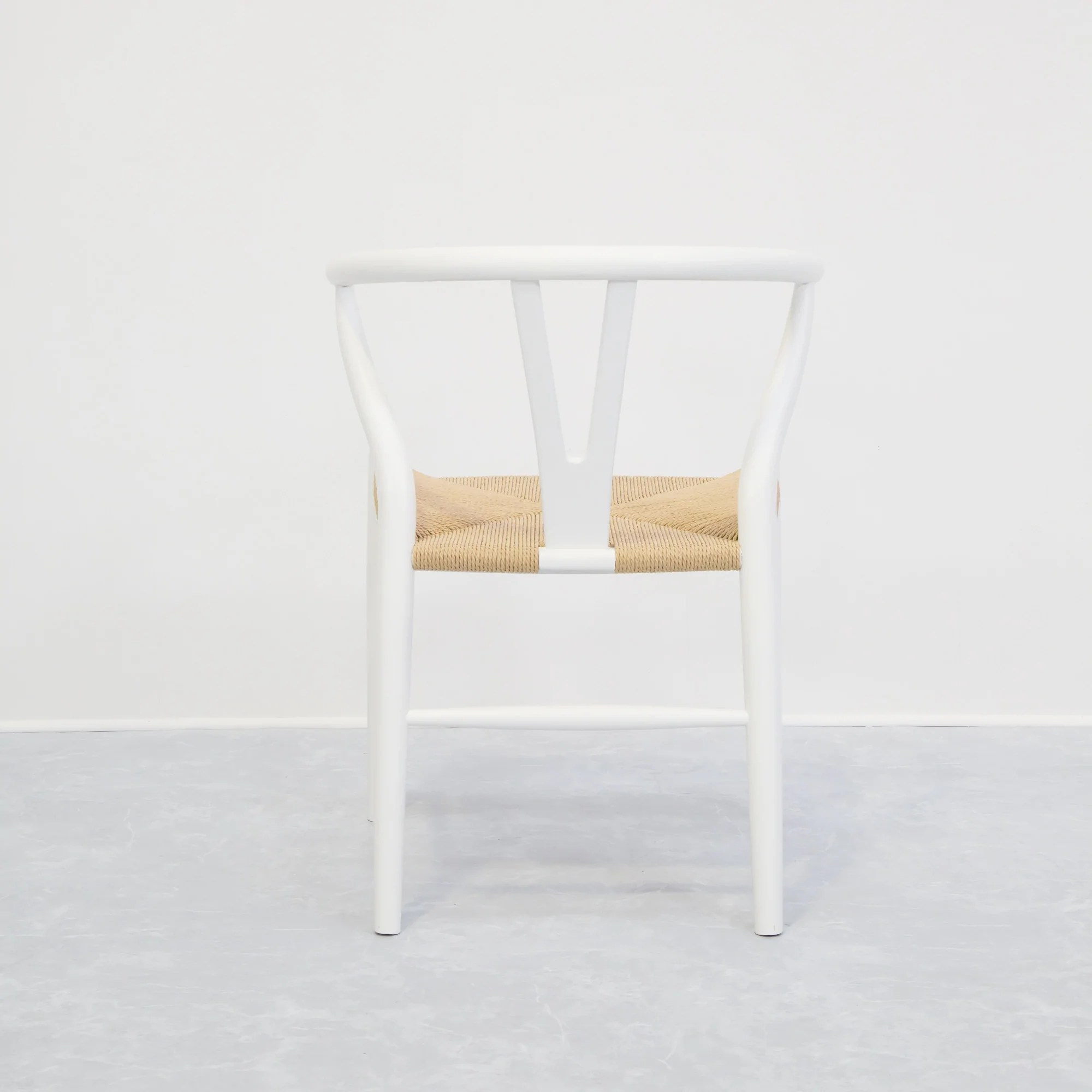 white wishbone chair replica how to replace cane back with fabric  eat furniture