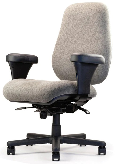 Neutral Posture Big  Tall Jr Chair HighBack Large Seat
