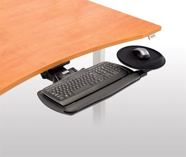 ergo chairs for office best potty workrite fundamentals mouse-over keyboard tray system – experts