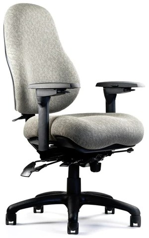 neutral posture chair review office headrest nps8600 high back medium seat mod contour