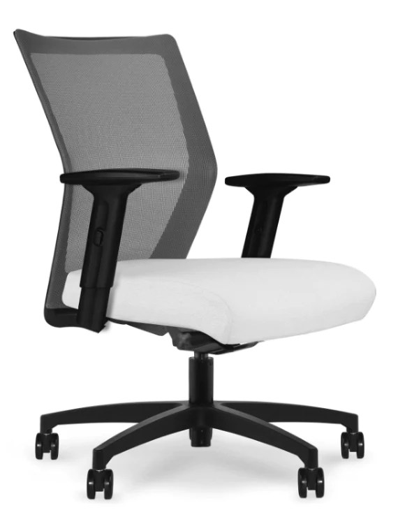VIA Seating Run II Ergonomic Task Chair  Ergo Experts