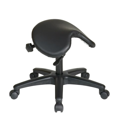saddle seat chairs reviews what are adirondack made out of ergonomic stool w angle adjustment ergo experts