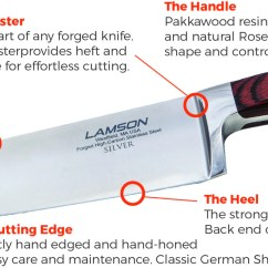 American Made Kitchen Knives Design Showrooms Chef By Lamson Since 1837 On Our Tireless Quest To Take The Work Out Of Food Prep S Incomparably Capable Knife Leads Way Put It Task In Your Own And