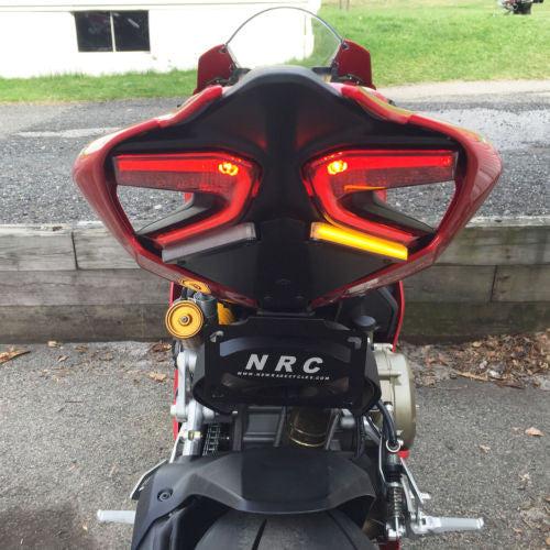 Ducati 999 Tail Light Wiring