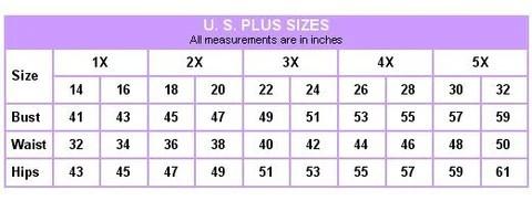 Missy plus aka true to size chart  also  honey  child boutique rh honeyschildboutique
