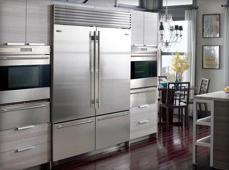 SubZero Refrigerator  Wolf SubZero  Dallas  Texas