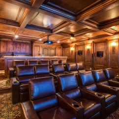 Movie Theaters With Lounge Chairs Folding Umbrella Home Theater Seating Dallas Phoenix