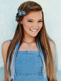 Clip-in Color Hair Extensions - Hair Extensions.com