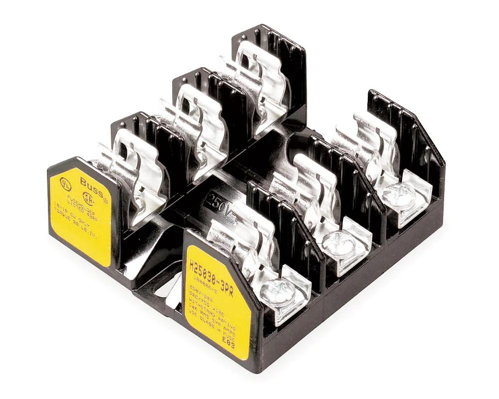 medium resolution of 3 pole block fuse 30 amp 250 volts