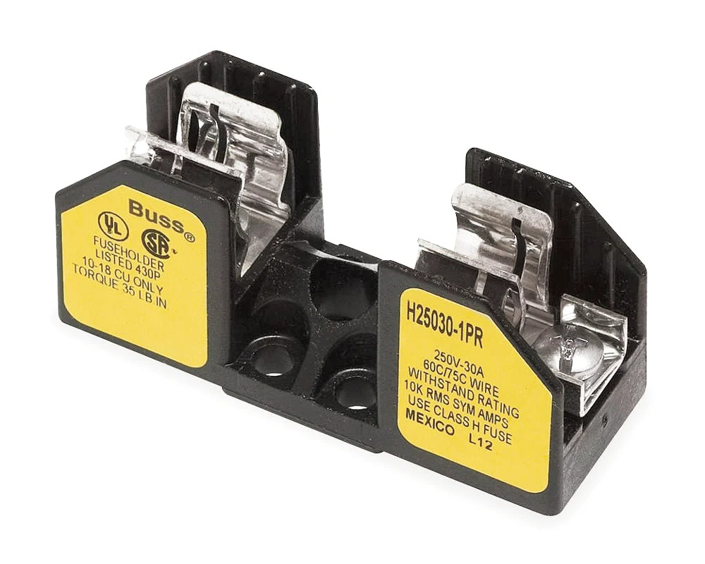 hight resolution of 1 pole fuse block 250 volt truck smokehouse parts