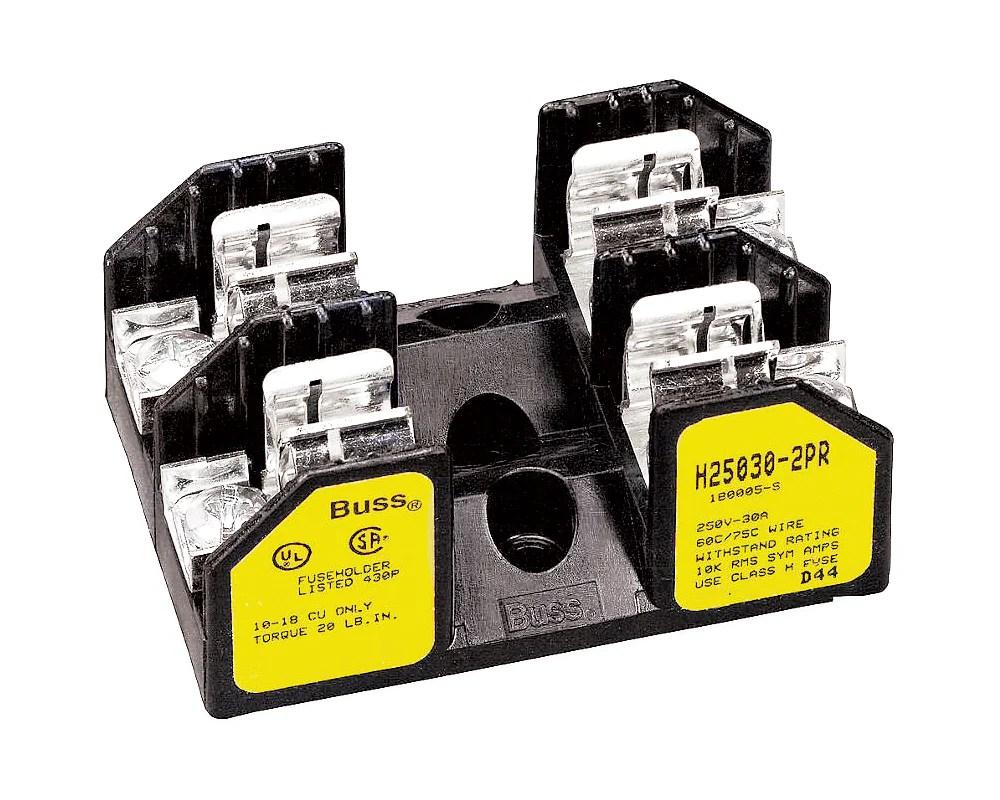 2 pole fuse block 250 volt smokehouse parts  [ 1000 x 800 Pixel ]