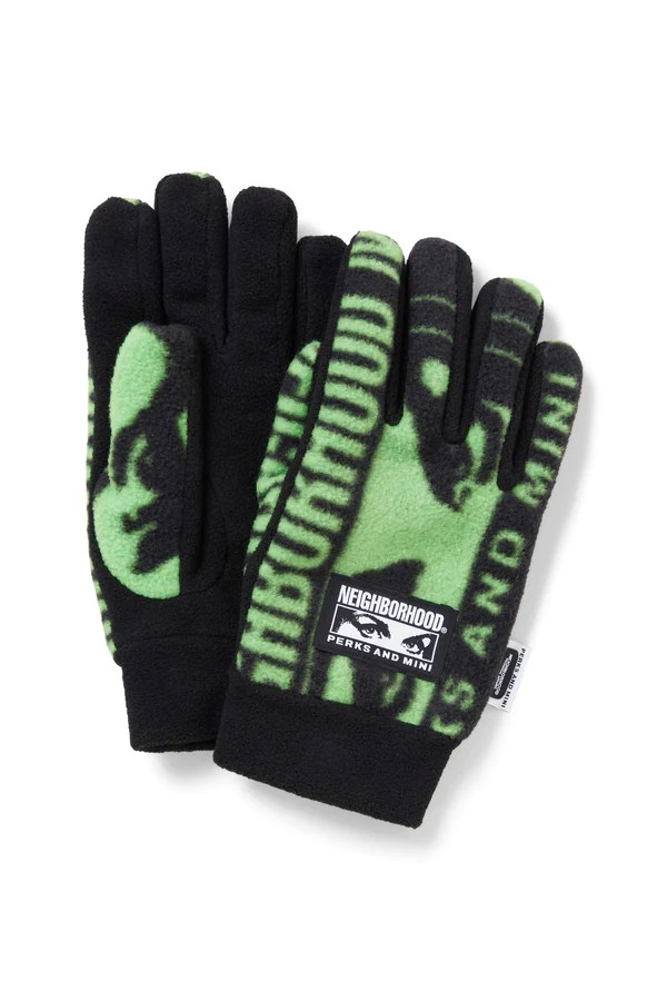 P A M X Neighborhood Fleece Gloves Perks And Mini
