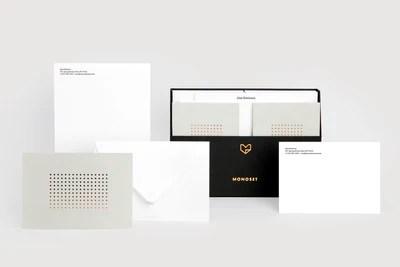 stationery sets monoset