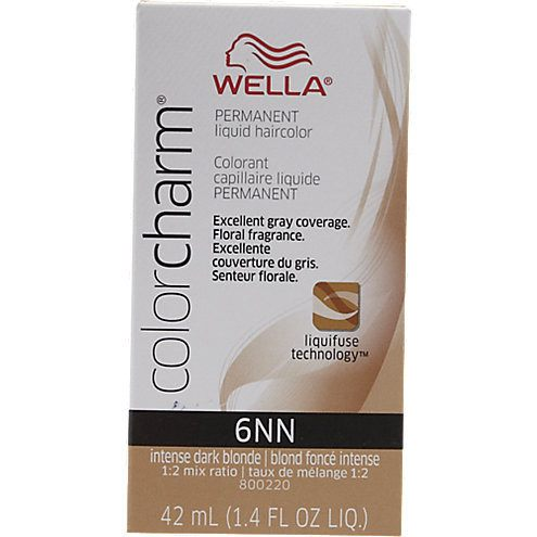 Wella Color Charm Hair Color Image Beauty