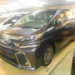 All New Toyota Vellfire Alphard 3.5 Q A/t Brand 2 5 Method Motors