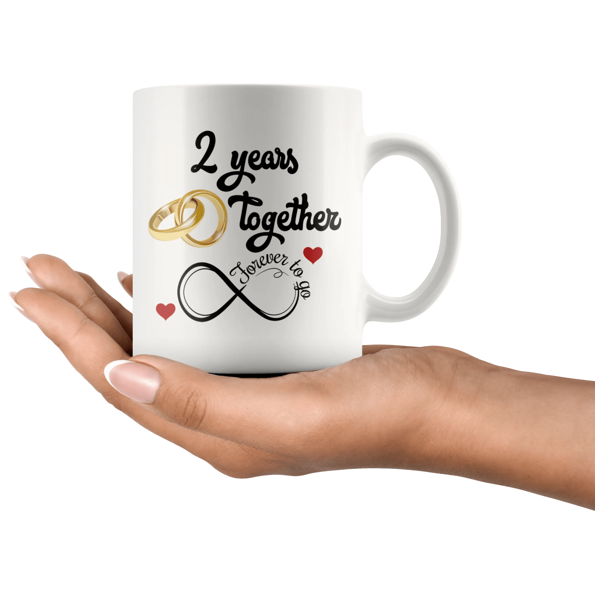 Second Wedding Anniversary Gift For Him And Her 2nd