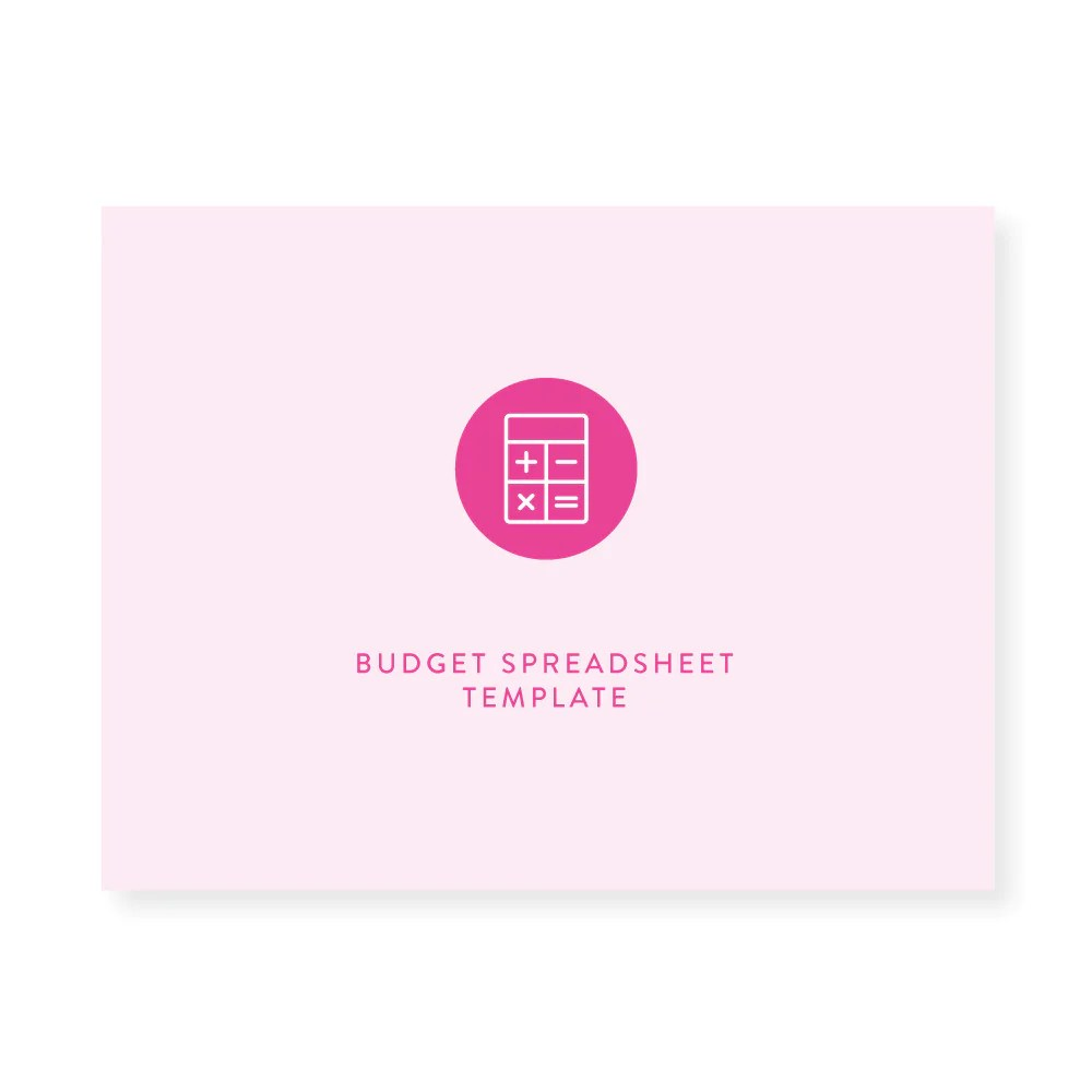 Yearly Budget Spreadsheet | Template – Playbook