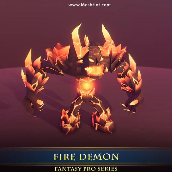 fire demon 1 2