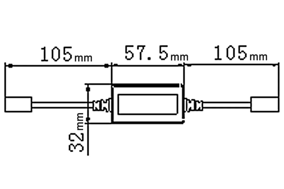 small resolution of 9007 led headlight bulbs no flickering decoder nighteye auto lighting