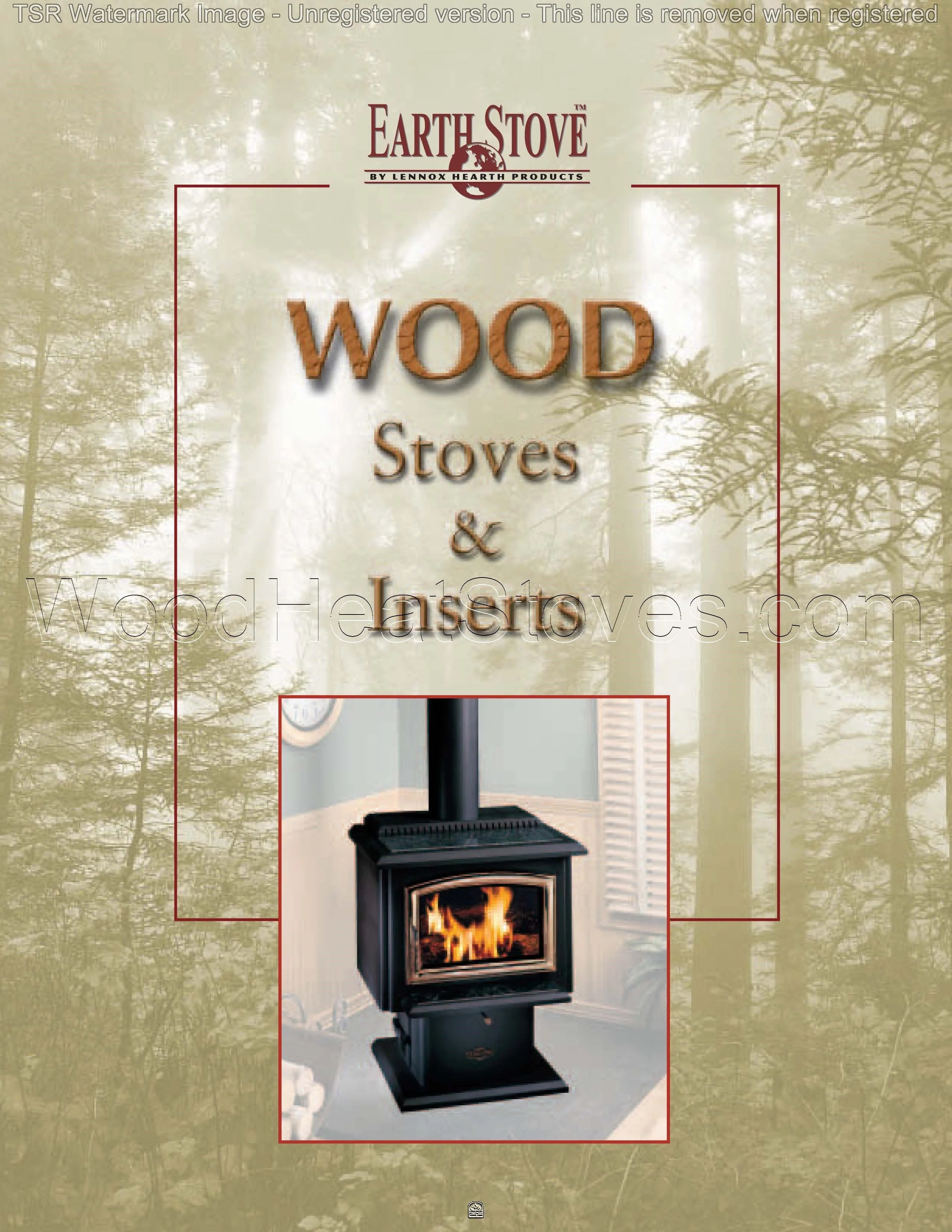 this brochure lists the earth stove brand wood burning freestanding stoves and fireplace inserts at around 2006 we supply parts for these and all of their  [ 2550 x 3300 Pixel ]