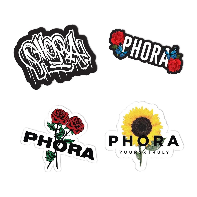 phora sticker pack