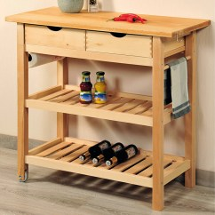 Kitchen Work Station Pendulum Lights For Trolly Large Birch The Organised Store