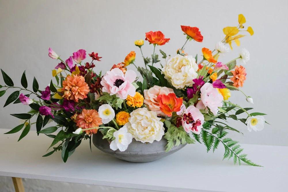 diy floral arrangements floral
