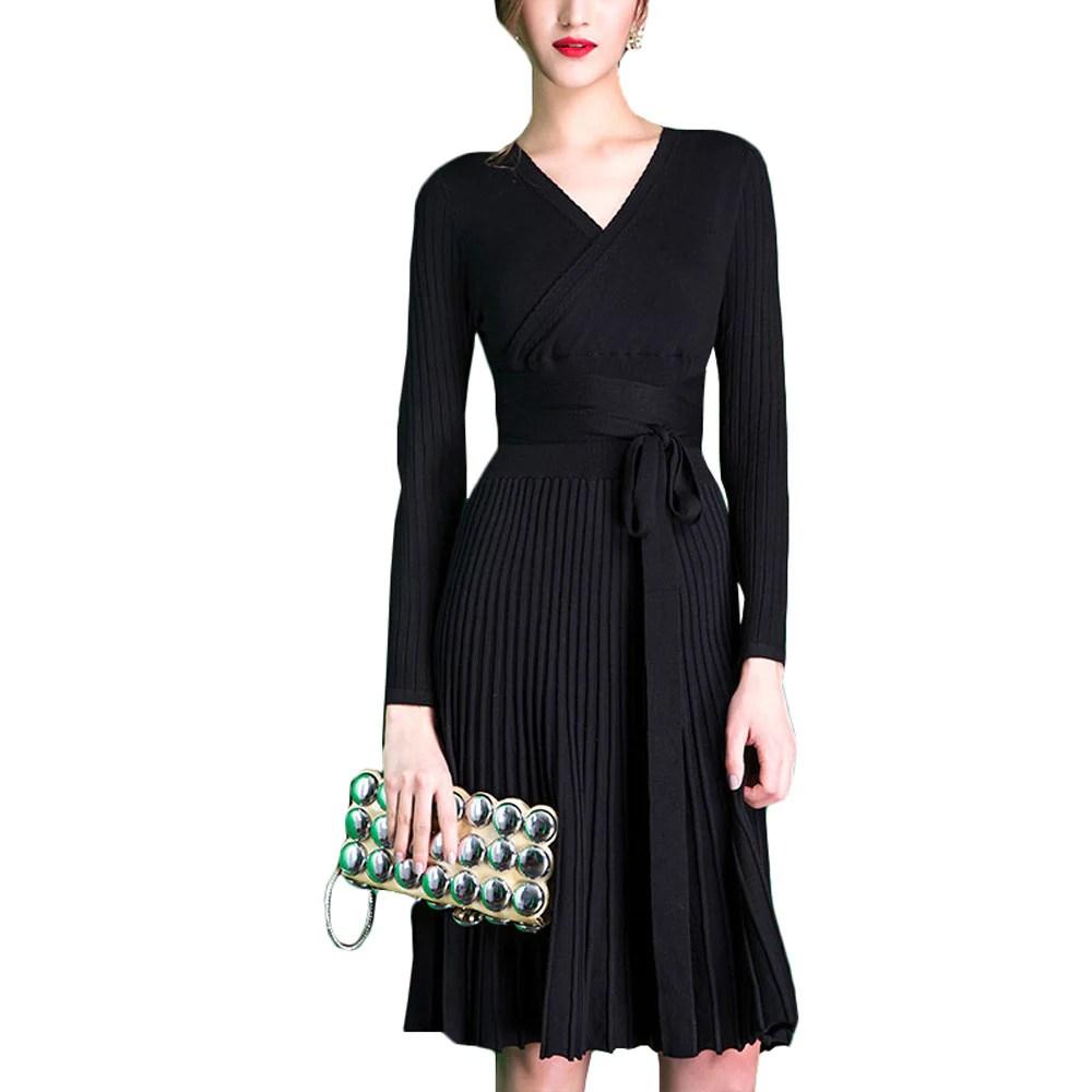 Casual Long Sleeve Dress