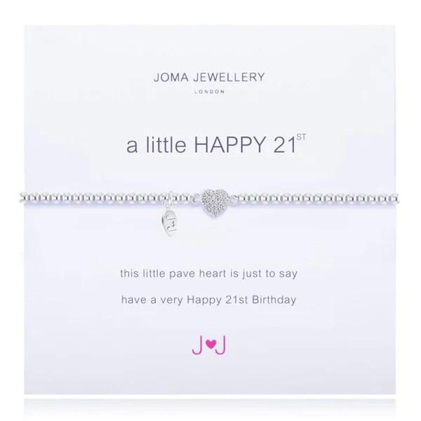 a little happy 21st
