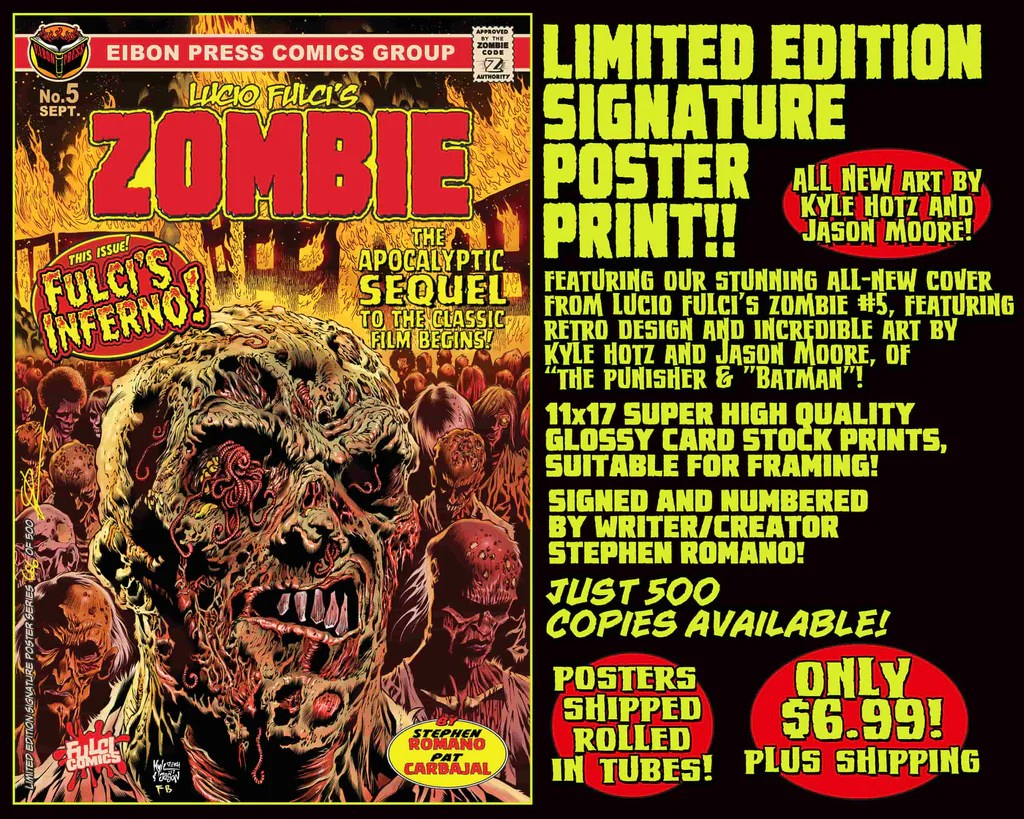 zombie limited edition 11