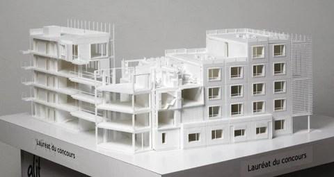 3D-Druck für Architektur und Designer - Atome3D.com