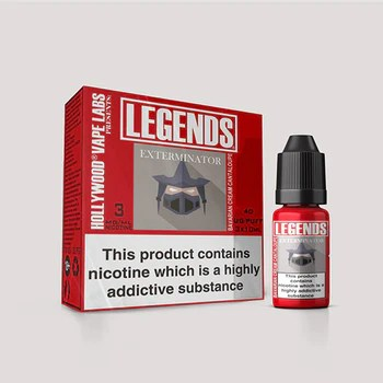 LEGENDS™ - Exterminator Bavarian Cream Cantaloupe 3 x 10ml