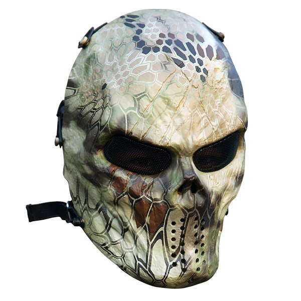 Typhoon Camouflage Hunting Accessories Masks Ghost