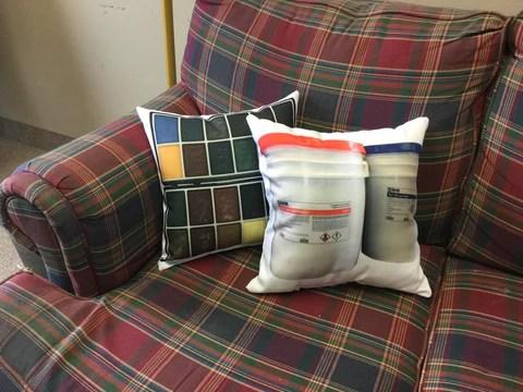 Bity Mold Supply Pillow