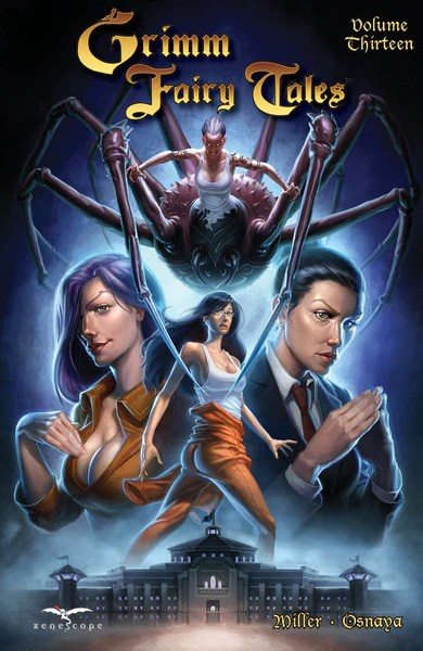 Grimm Fairy Tales Volume 13  Shop Zenescope  Zenescope